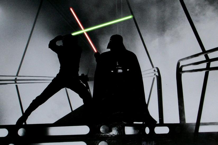 Luke Skywalker Vs Darth Vader Wallpaper 69930 RAMWEB 1024x432 · Darth ...