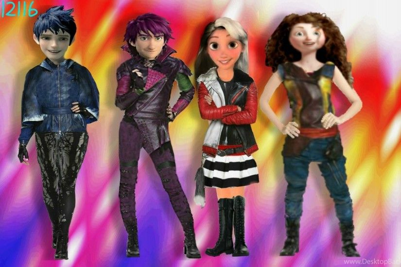 Request] Disney/Dreamworks As Descendants By Opal2116 On DeviantArt