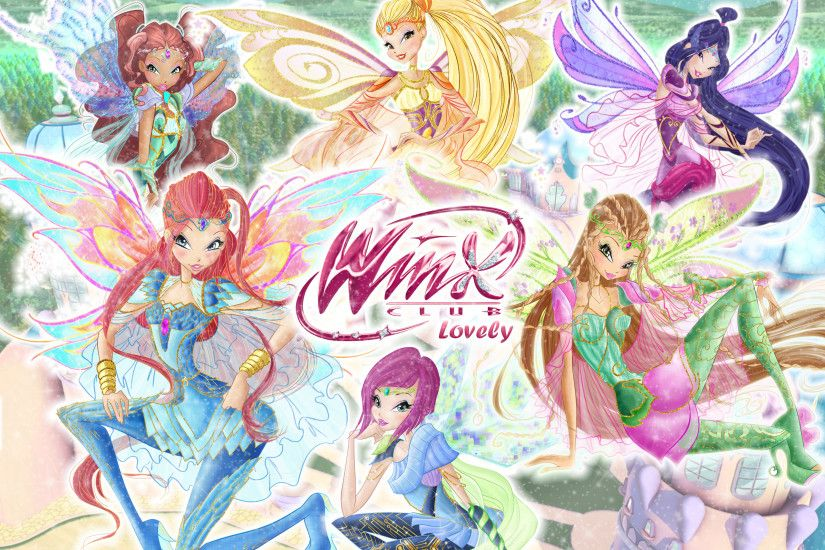 Winx Club Bloomix wallpaper by WinxLovely