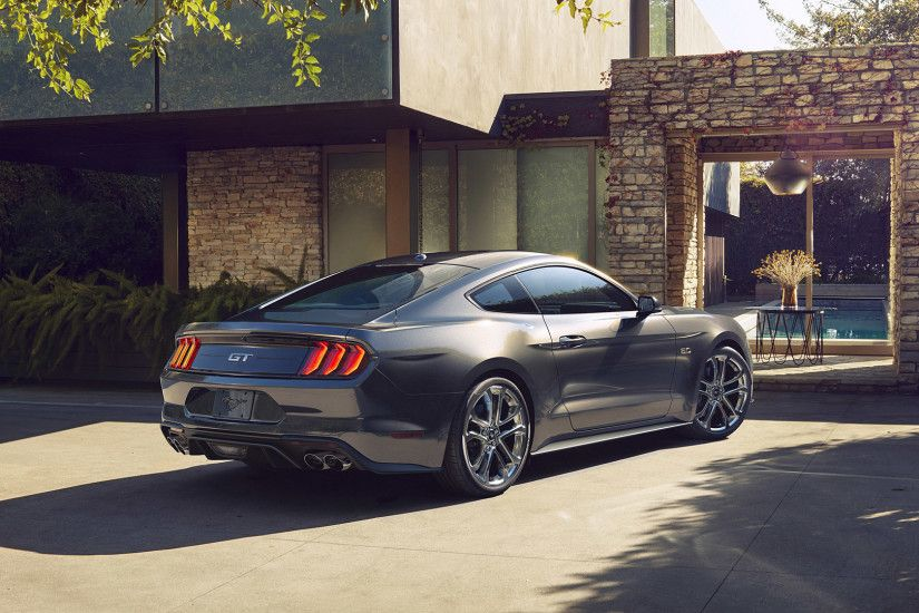 2018 Ford Mustang GT picture.