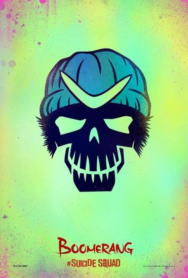 Captain Boomerang Suicide Squad Background!!!