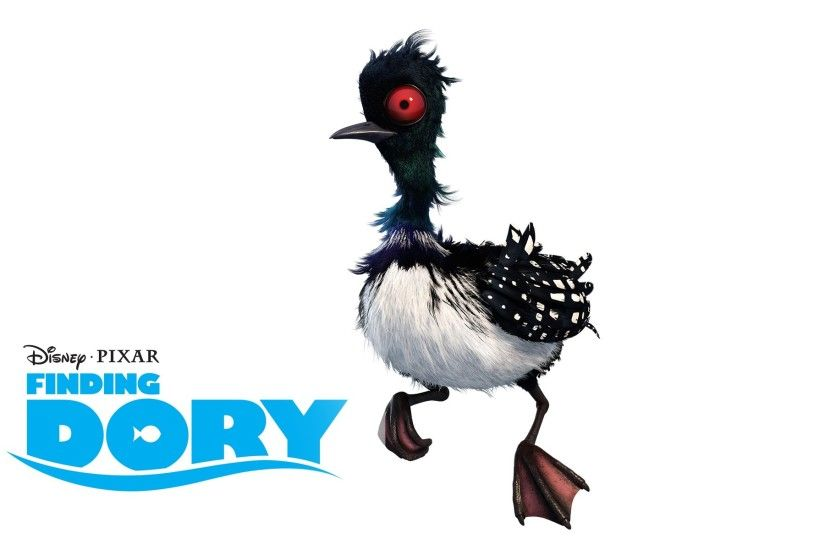 Finding Dory Becky Movie