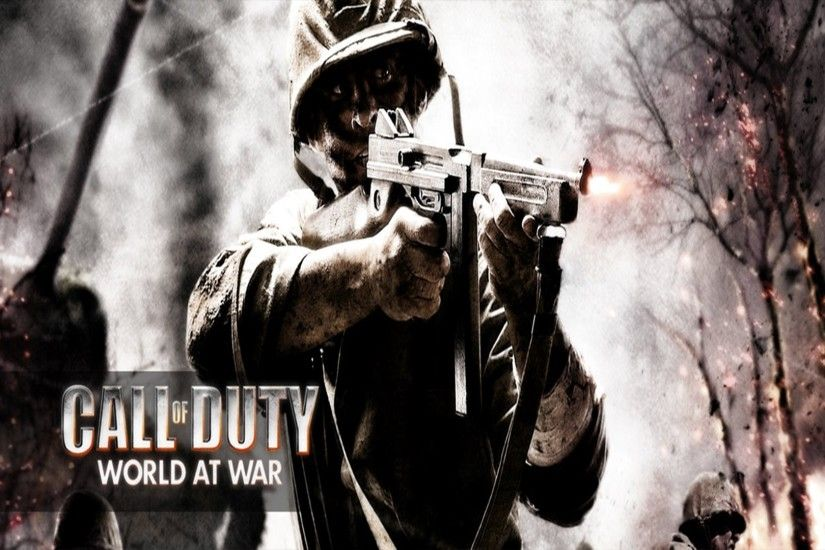 pictures of call of duty world at war