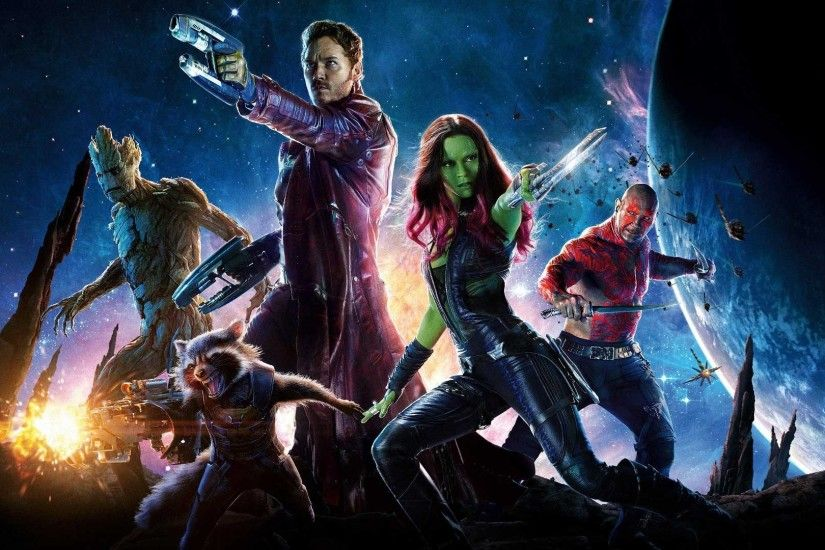 ... Cool Marvel Wallpapers Guardians Of The Galaxy Poster Wallpaper HD ...