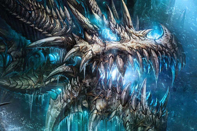 WoW Dragon Wallpaper 3 by slimebuck WoW Dragon Wallpaper 3 by slimebuck