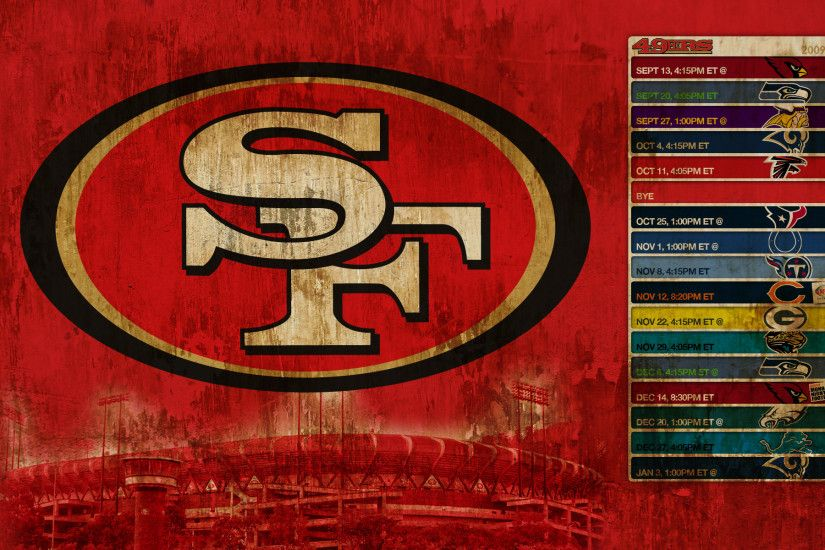 San Francisco 49ers Background 1192x670 0 209 MB Source · 49ers Wallpapers  Your Phone 67 images