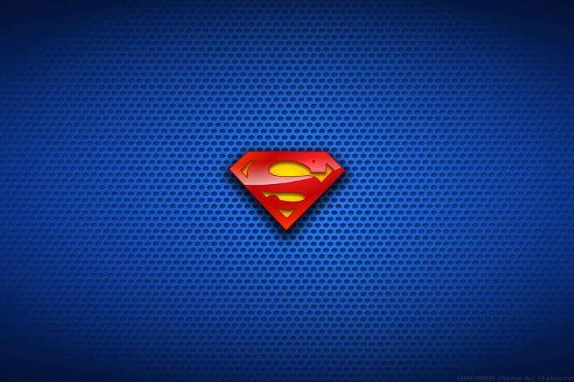 Superman · HD Superman Logo Ipad Wallpaper.