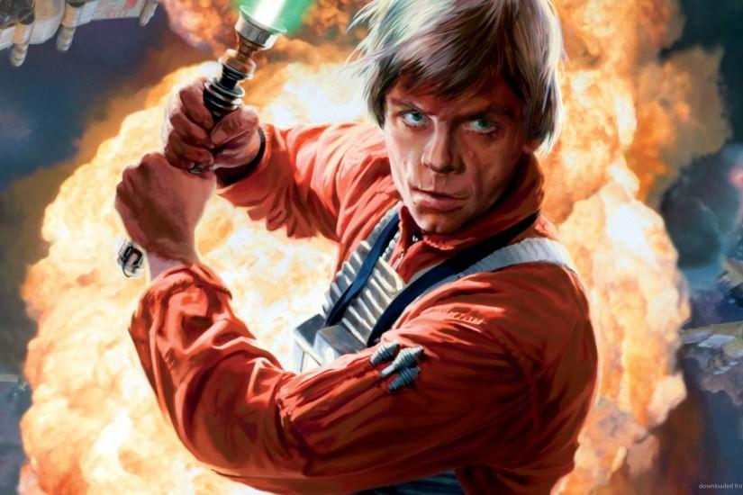 Luke Skywalker Wallpaper hd images