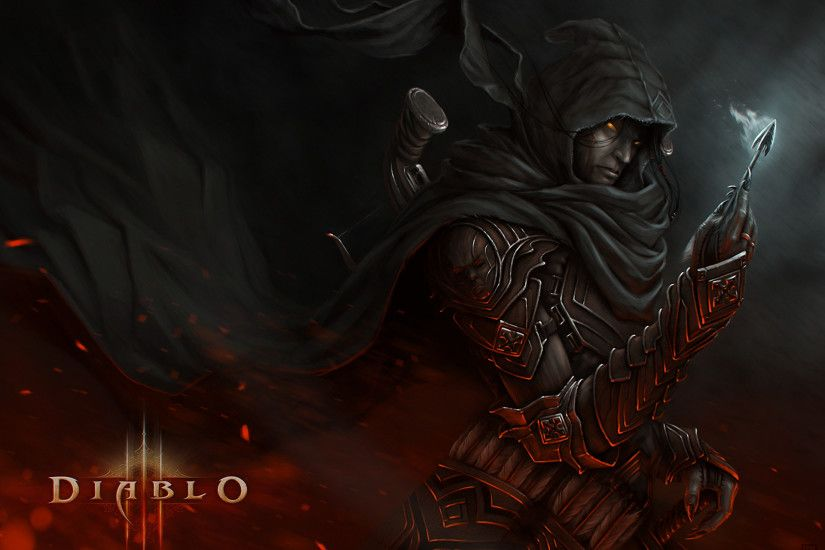 116 Demon Hunter (Diablo III) HD Wallpapers | Backgrounds - Wallpaper Abyss