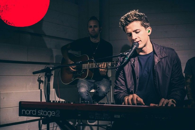 Charlie Puth: Marvin Gaye (acoustic live at Nova Stagella)