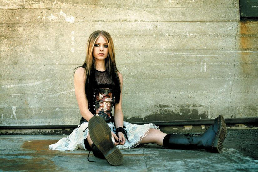 Avril Lavigne [45] wallpaper