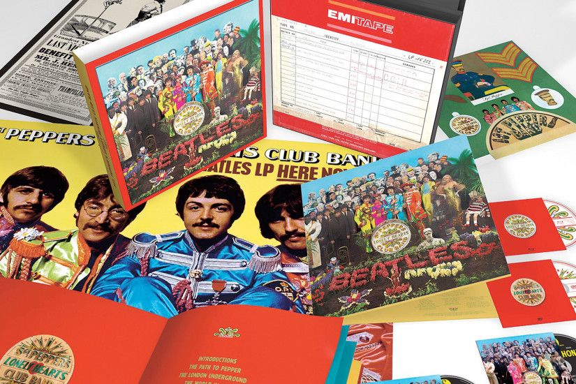 Win Sgt. Pepper's Lonely Hearts Club Band box-set plus vinyl for runners-up  | The Big Issue