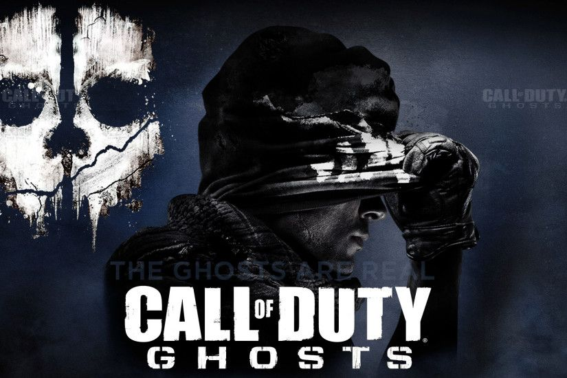 Call of Duty Ghosts Wallpaper | Call of Duty: Ghosts