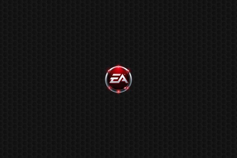 Fantastic EA Logo Wallpaper