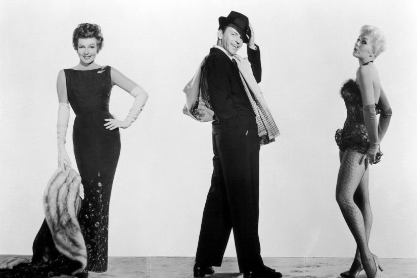 Pal Joey, Rita Hayworth, Frank Sinatra, Kim Novak, Rodgers and Hart,