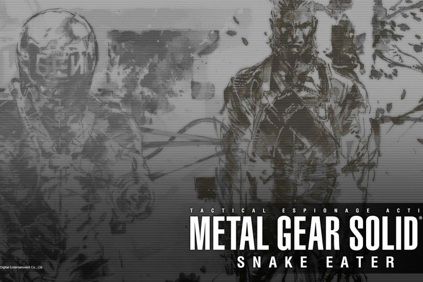 1920x1080 px Widescreen Wallpapers: Metal Gear Solid 3: Snake Eater  wallpaper by Farley Jacobson for - TWD