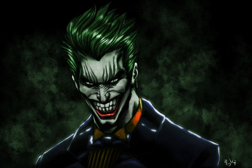The Joker wallpaper and video by ErikVonLehmann on DeviantArt