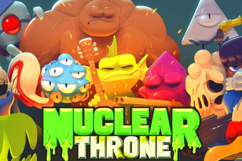 Nuclear Throne Gameplay PC HD [60FPS/1080p]