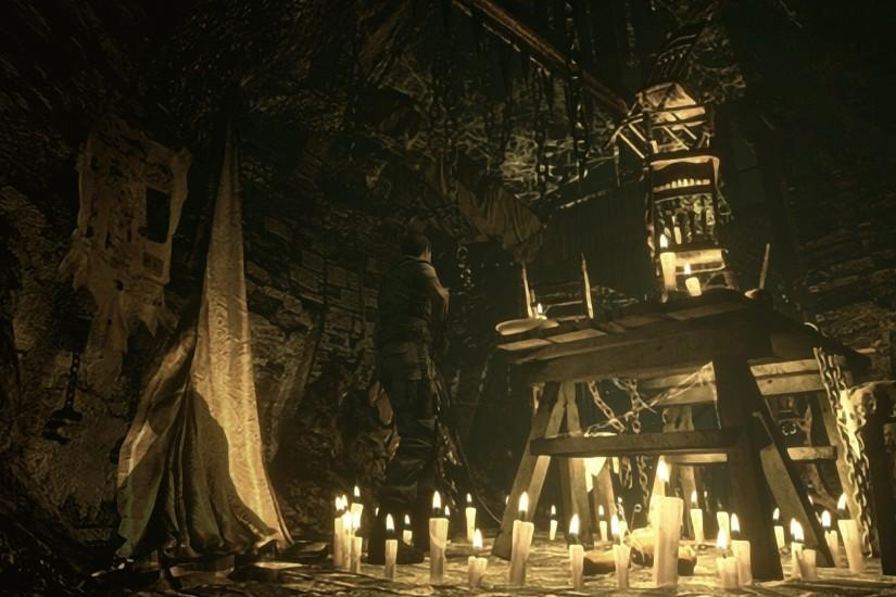 Amazing Resident Evil 7 Biohazard Wallpapers Hd ...