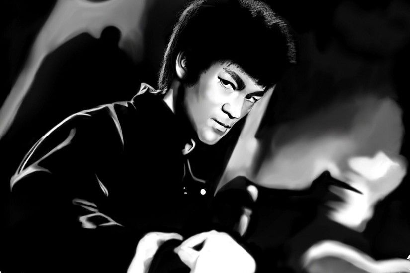 Bruce Lee, the legend, Chinese martial arts, desktop