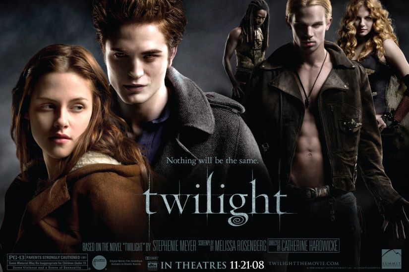 "HD Wallpaper and background photos of Twilight ""Bad Vampire"" Banner Art for  fans of Twilight Series images."
