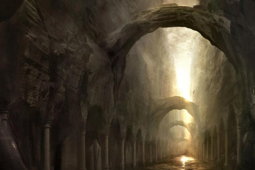 Gothic / Dark Art: 3D Fantasy Places HD, picture nr. 47795