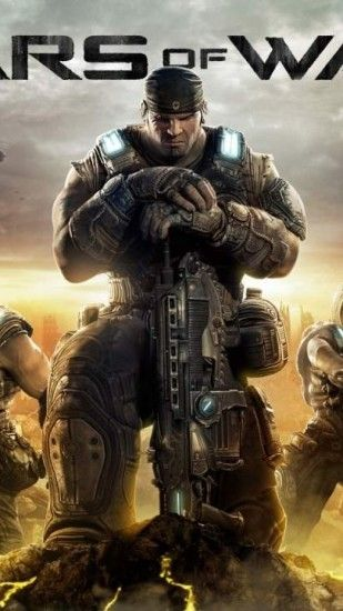 Gears Of War 3 Wallpaper Hd