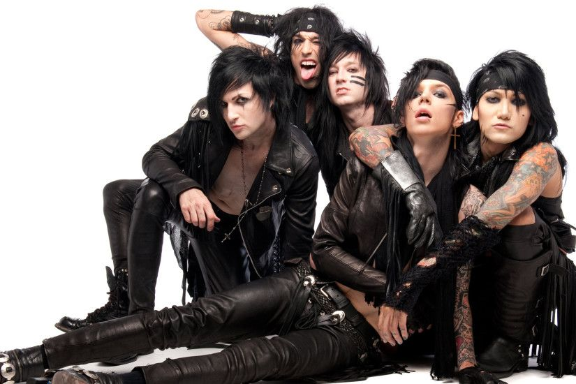 Black Veil Brides iPhone Wallpaper - WallpaperSafari | Free .