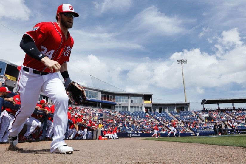 Bryce Harper says to hell with MLB's dumb unwritten rules | MLB | Sporting  News
