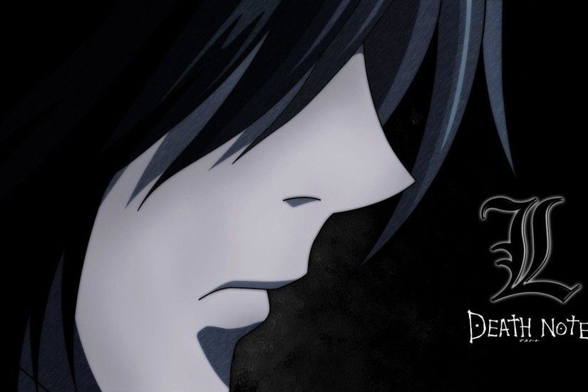 Wallpapers For > Death Note L Wallpaper 1920x1080