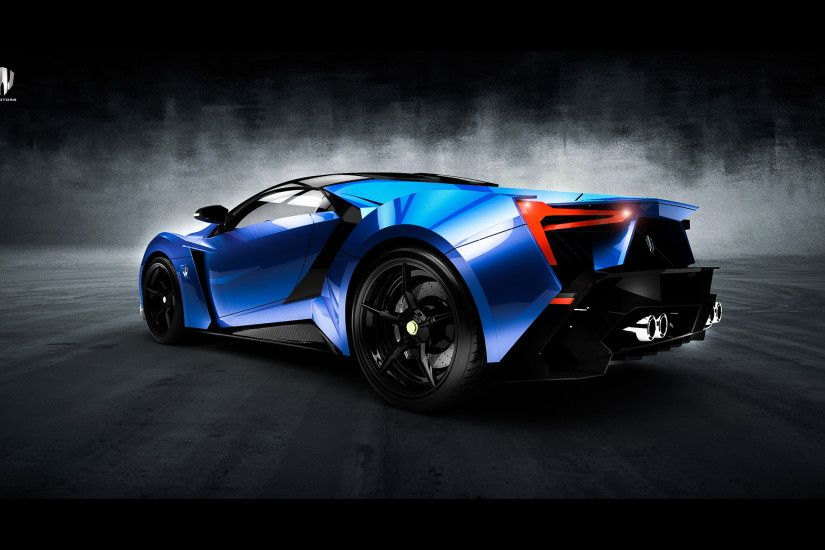 2015 W Motors Lykan SuperSport 3