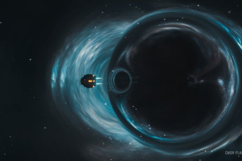 Interstellar Wormhole Wallpaper › Picserio