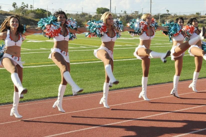 MIAMI DOLPHINS nfl football cheerleader g wallpaper | 1920x1080 | 154792 |  WallpaperUP
