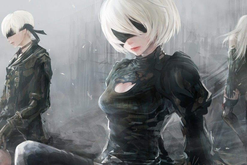 Nier: Automata Wallpaper Collection