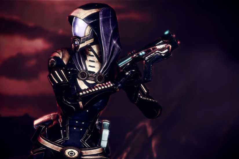 Mass Effect Tali Zorah Warrior sci-fi cyborg wallpaper | 1920x1080 | 210869  | WallpaperUP