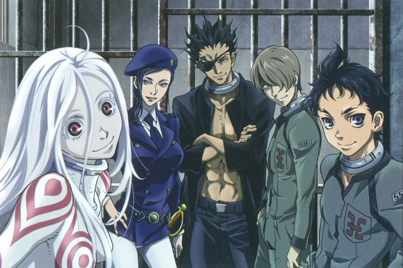 Deadman Wonderland · download Deadman Wonderland image