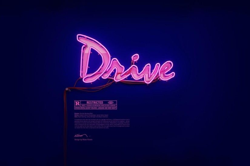 Movies drive Drive (movie) neon wallpaper | 1920x1080 | 247630 .