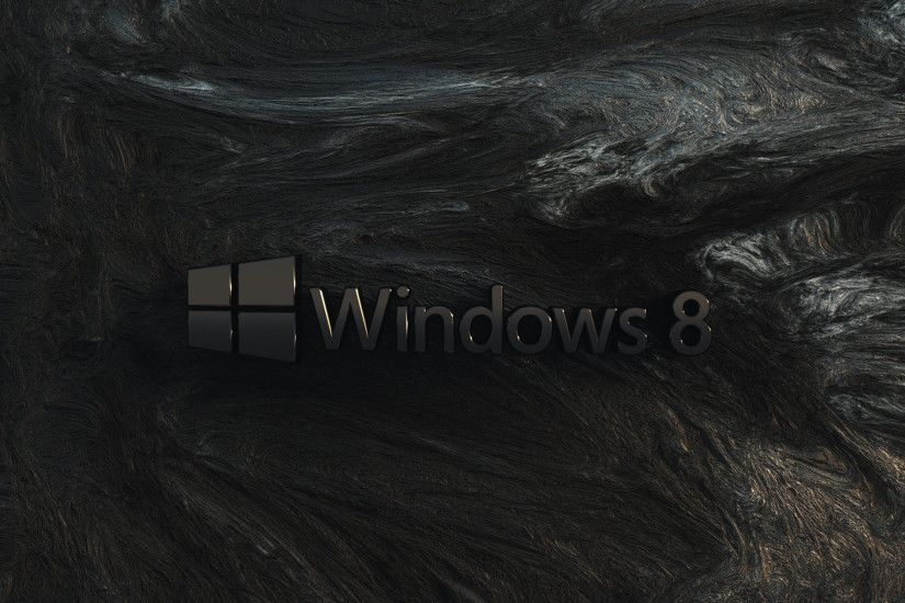 Download Free Windows Black Wallpapers 1920x1200