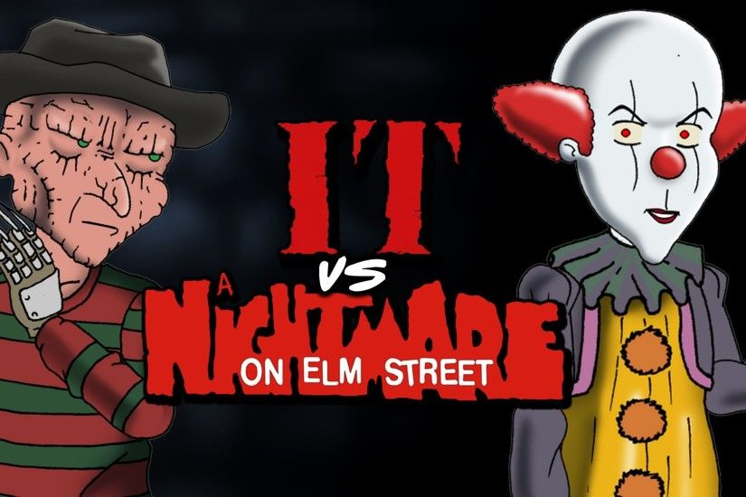 FREDDY KRUEGER vs PENNYWISE: You Decide!