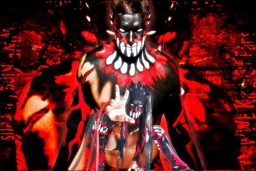 #FaceWWEKOF : +Shona Baxter as per your request, #FinnBálor custom wallpaper .