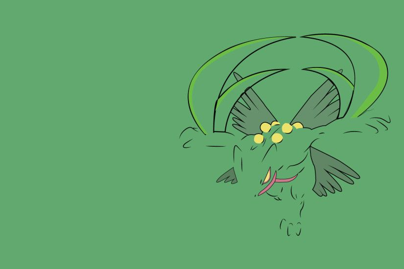 You all loved Blaziken, so here is Sceptile!