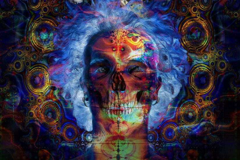 PC 1973x1480 px Psychedelic Wallpapers, Desktop-Screens Pack II