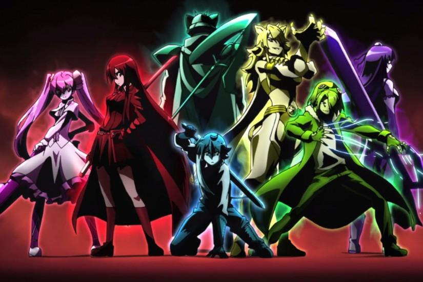 widescreen akame ga kill wallpaper 2013x1129 laptop