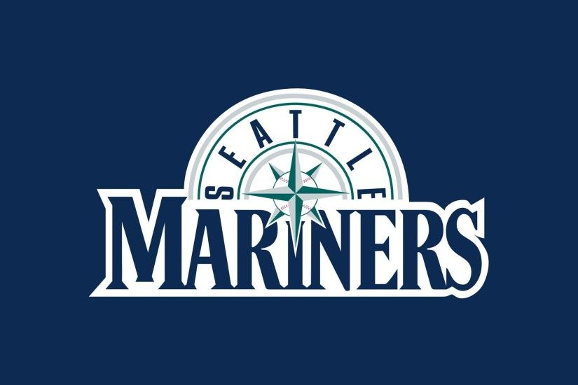 MLB Seattle Mariners Logo wallpaper HD. Free desktop background .