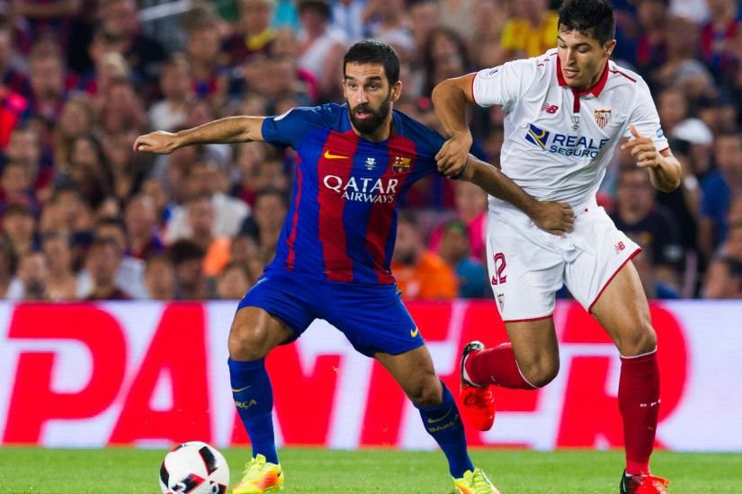 "... injured and Neymar away with Brazil at the Olympic Games in Rio, such  skills are extremely useful for Luis Enrique and the coach said afterwards:  ""Arda ..."