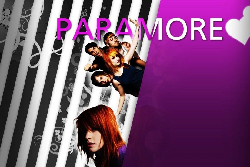 paramore picture for large desktop - paramore category