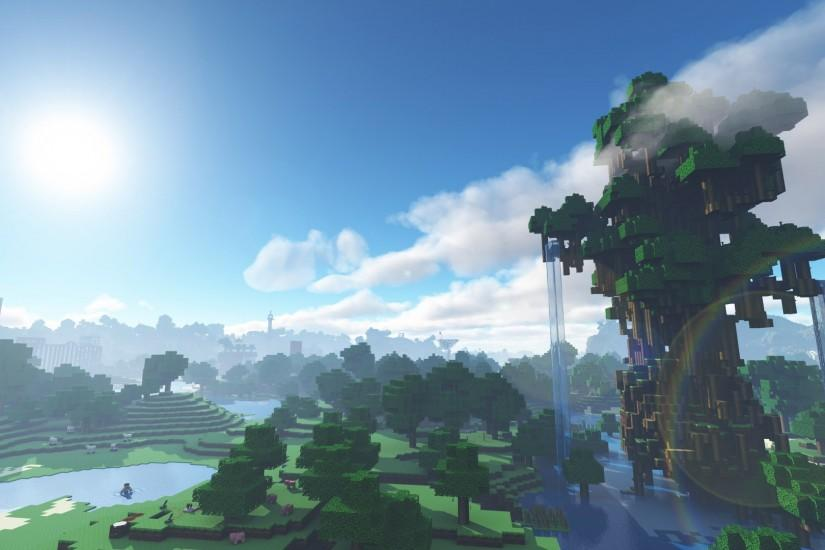 ... 410 Minecraft HD Wallpapers | Backgrounds - Wallpaper Abyss ...