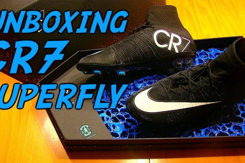 Cristiano Ronaldo Nike Mercurial Superfly 4 | EXCLUSIVE Unboxing by 10BRA -  YouTube