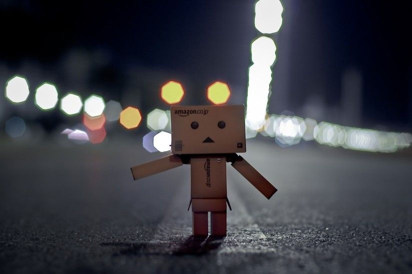 Preview wallpaper danboard, walking, sadness, loneliness 1920x1080
