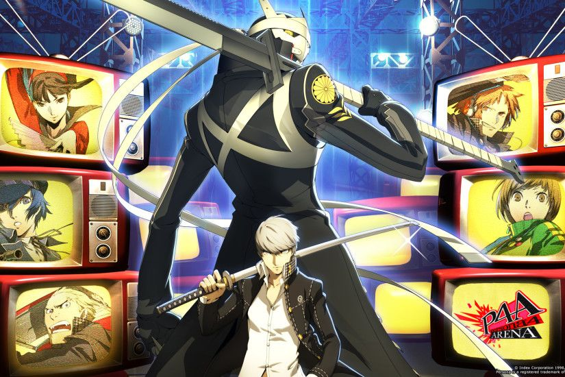 persona 4 golden vita wallpaper 183��